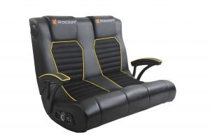 X Rocker Dual Commander Gaming Chair